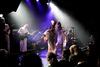 Wilde Schweden - Goat vollführen im Heidelberger Karlstorbahnhof bei Enjoy Jazz einen ekstatischen Tanz