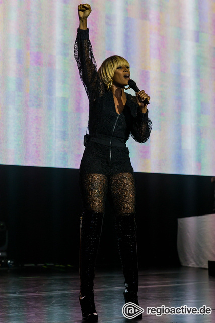 Mary J. Blige (live in Frankfurt 2016)
