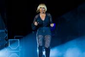 Stimmgewaltig: Fotos von Mary J. Blige live in der Jahrhunderthalle Frankfurt