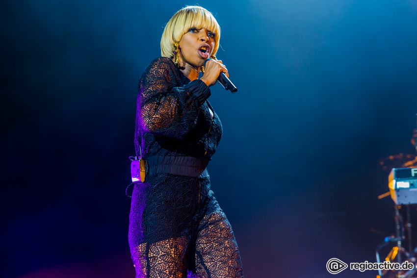 Mary J. Blige (live in Frankfurt 2016)