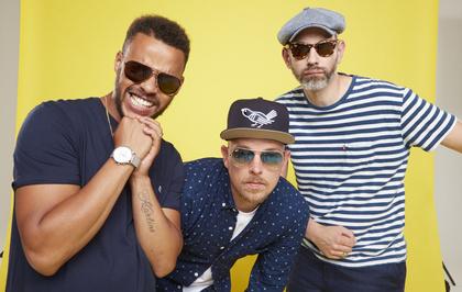 Wohlfühl-Rap - Gewinnt 1x2 Karten für Beginner in Mannheim am 10. November