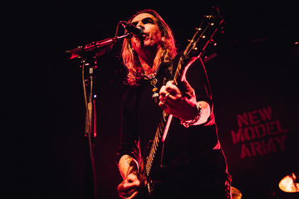 "From here to eternity - New Model Army kündigen Tour und neues Album ""From Here"" an"