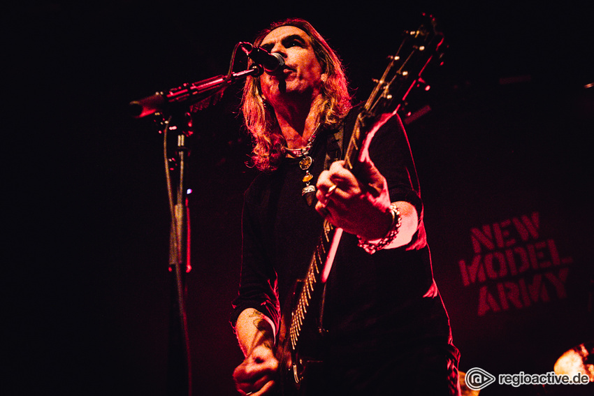 New Model Army (live in Wiesbaden 2016)