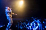 Im Flow: Bilder von Appletree als Opener von Samy Deluxe live in Frankfurt