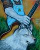Gitarrist, Akkordeonspieler sucht Band oder Mitmusiker