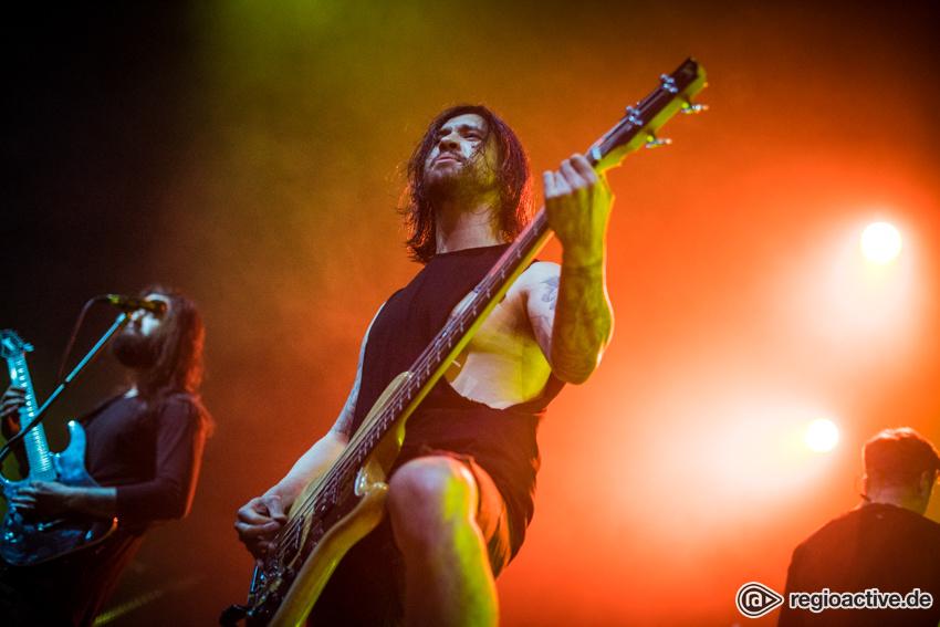 Bury Tomorrow (live in Frankfurt, 2016)