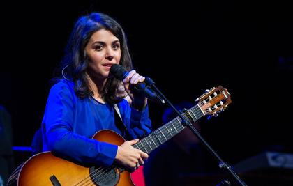 Vielstimmig und vielseitig - Katie Melua und der Gori Women's Choir gehen in Frankfurt auf Reise nach Georgien