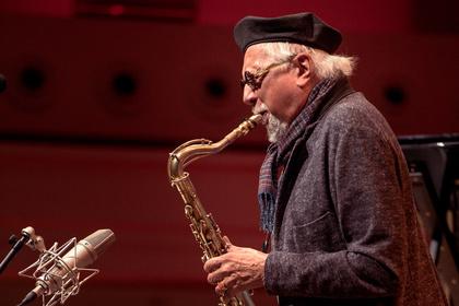 Traumhaft sicher - Charles Lloyd: Bilder der Jazzlegende bei Enjoy Jazz 2016 in Ludwigshafen