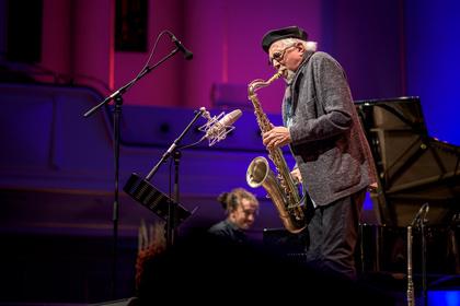 Ausgewogen - Das Palatia Jazz Festival 2019 bringt Joshua Redman und Charles Lloyd in die Pfalz