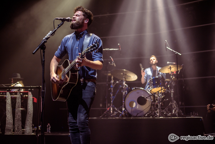 Passenger Live in Frankfurt am Main 2016