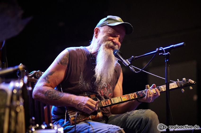 Seasick Steve (live in Wiesbaden, 2016)