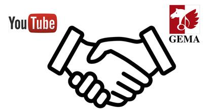 Endlich: YouTube einigt sich mit der GEMA