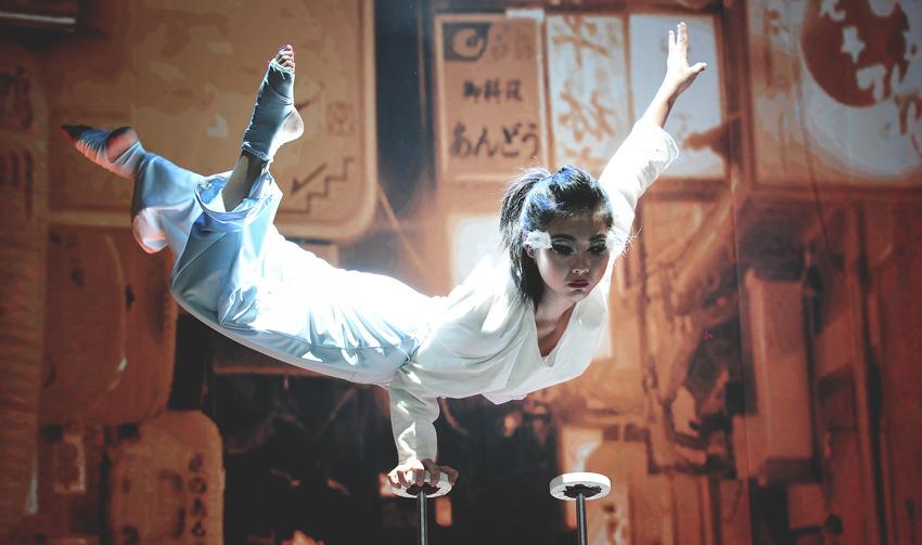 Spektakulär - Der Chinesische Nationalcircus tourt 2017 mit neuem Programm durch Deutschland