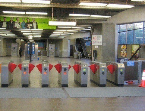 Bay Area Rapid Transit - Station Seismic Upgrades A, C, & R Lines