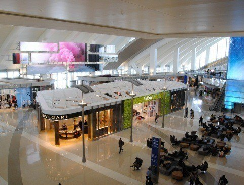 LAWA - LAX New Tom Bradley International Terminal (TBIT)