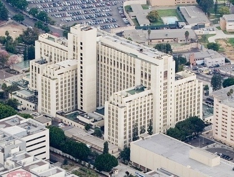 Los Angeles County/University of Southern California Medical Center Expansion