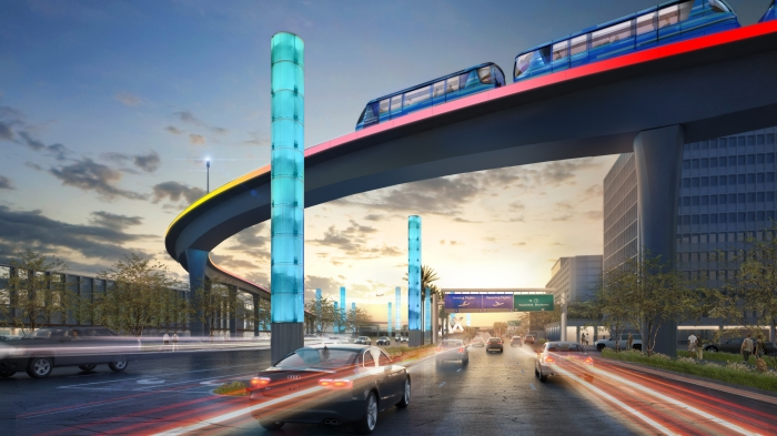 LAX's $4.5 Billion People Mover Project Begins Approval Process