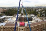 Massive USC Project Hits Halfway Mark