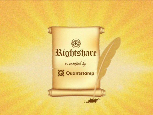 Announcing audit results for the Rightshare smart contracts