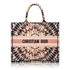 Christian DiorBook Tote Multicolor