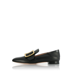 Bally	Women Janelle Slip On/Loafers in Black GHW