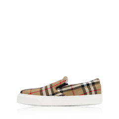 Burberry	Vintage Check Slip On