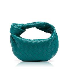 Bottega VenetaMini Jodie Bag in Mallard