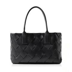 Bottega VenetaMaxi Cabat Tote Bag Black