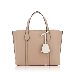 Tory BurchSmall Perry Triple Compartment Tote Bag in Devon Sand