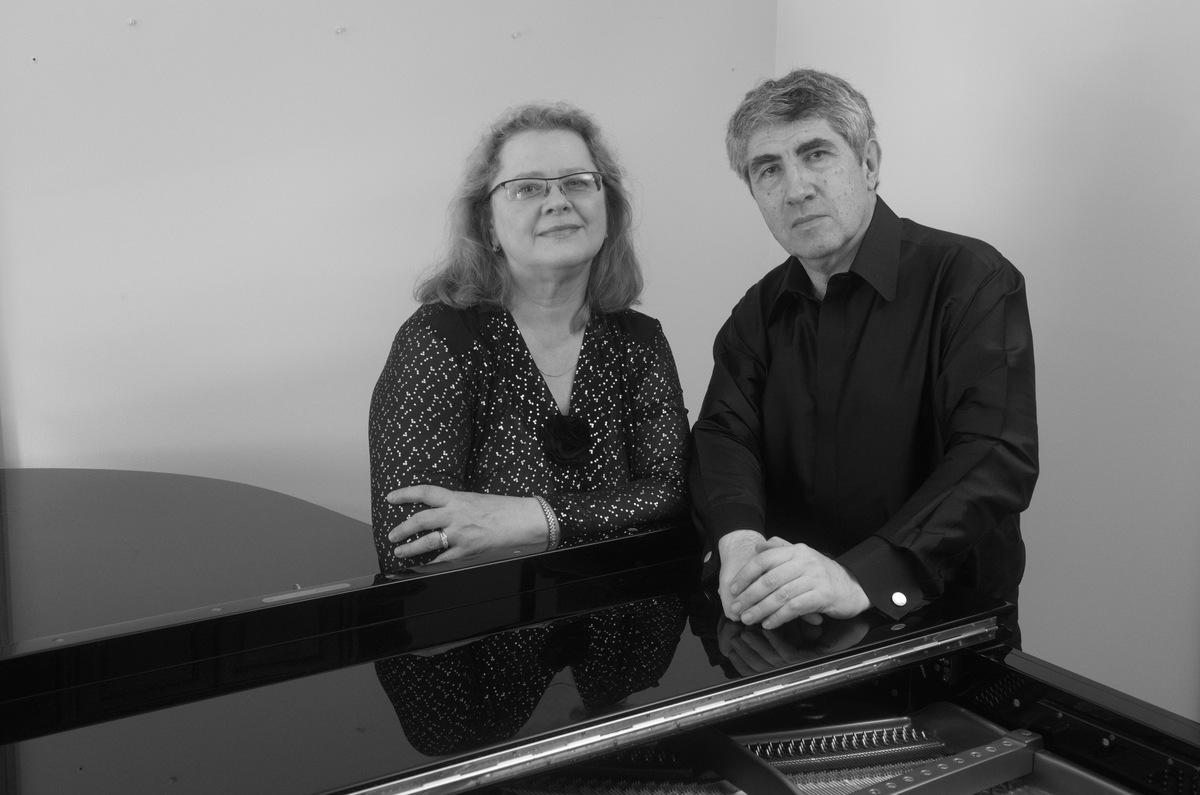 Lana & Slava Levin