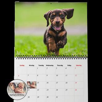 Enviro Matte Calendar