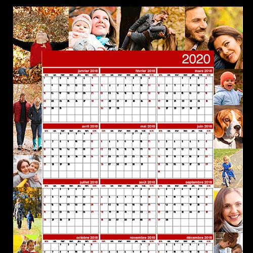 Planning Calendard