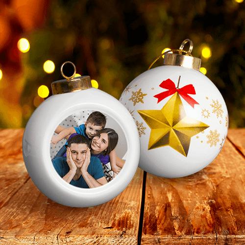 Light-Up Christmas Ball