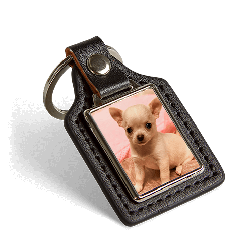 Rectangle KeyChain Deluxe