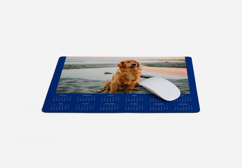 mouse pad calendar