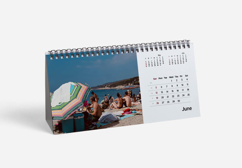 Desktop Calendar Eco