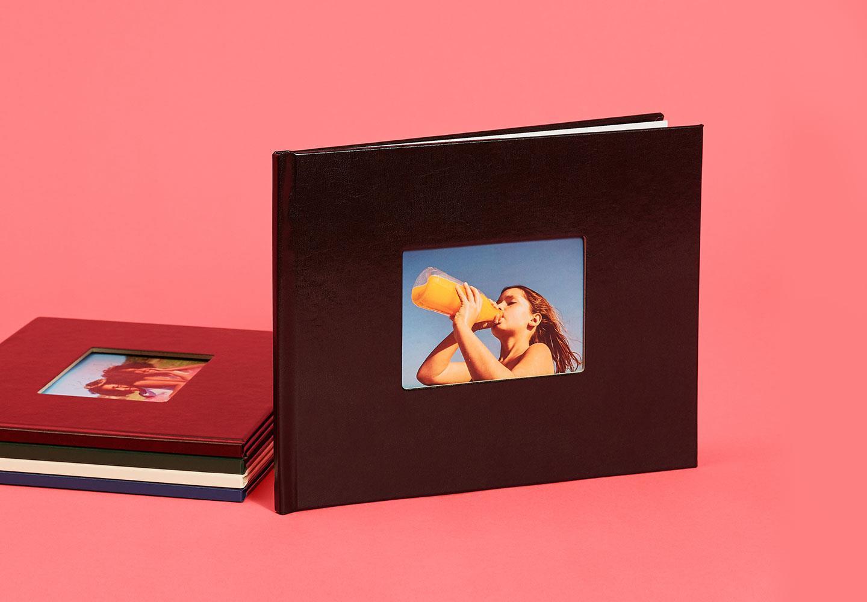 Classic Cover Photobook