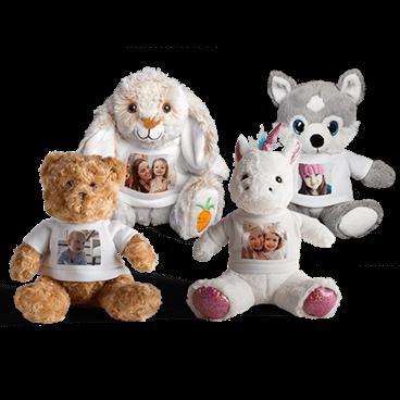 Teddy Bear with Photo