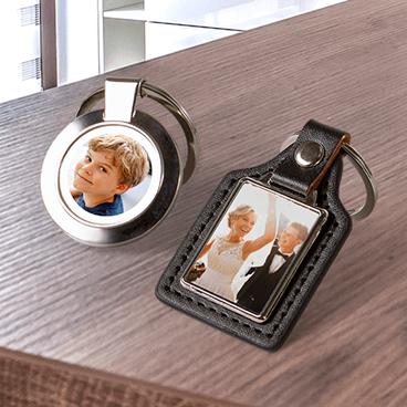 Deluxe Photo Keychain