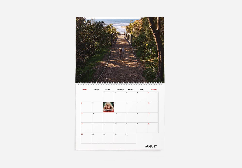 Classic Calendar Enviromatte