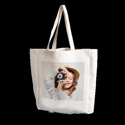 Linen Tote Bag