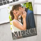 Remerciement de mariage