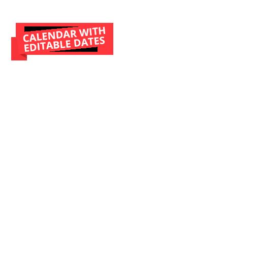 overlay-Classic Calendar