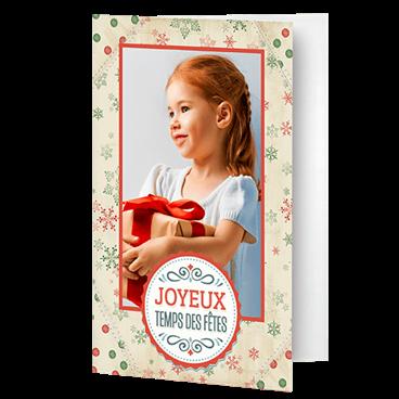 Cartes thématiques Noël