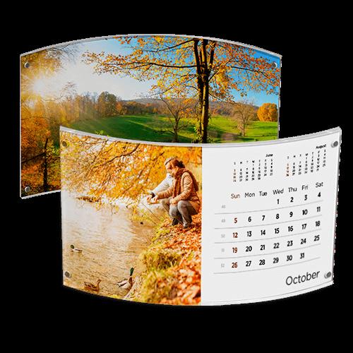 Acrylic Calendar