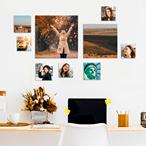 Photos carrées et Instagram