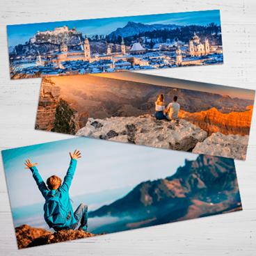 Photos panoramiques