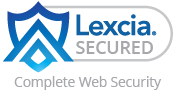 Lexcia Secured Website