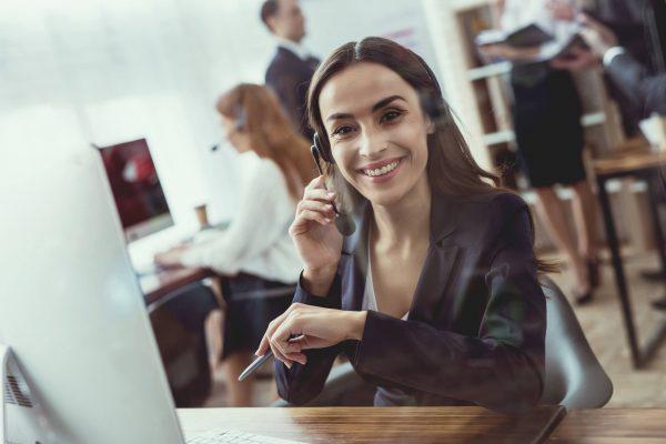 Bilingual intake receptionist at law firm