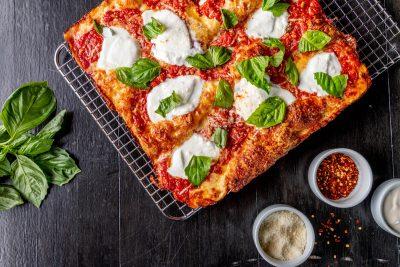 B Square Pizza